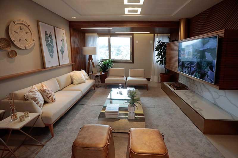 Recanto das Rosas apartamento Gramado 11 - Gramado: apresentado novo apartamento decorado no Recanto das Rosas