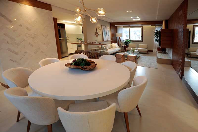 Recanto das Rosas apartamento Gramado 2 - Gramado: apresentado novo apartamento decorado no Recanto das Rosas