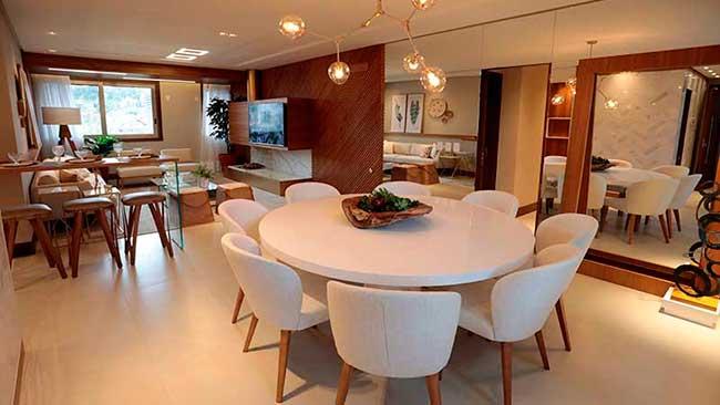 Recanto das Rosas apartamento Gramado 3  - Gramado: apresentado novo apartamento decorado no Recanto das Rosas