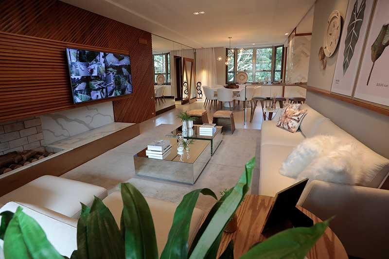 Recanto das Rosas apartamento Gramado 8 - Gramado: apresentado novo apartamento decorado no Recanto das Rosas