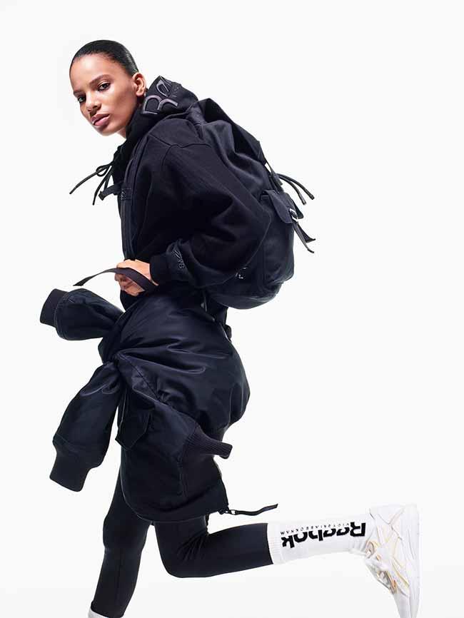 Reebok e Victoria Beckham2 1 - Reebok lança nova coleção com Victoria Beckham