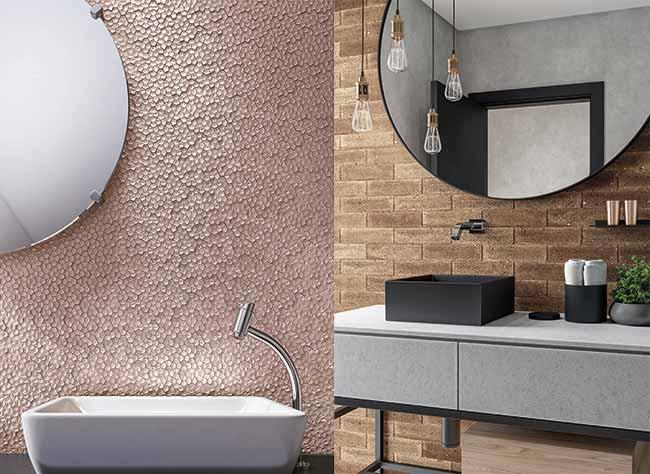 Roca Cerâmica - Ideias de lavabos para se inspirar!