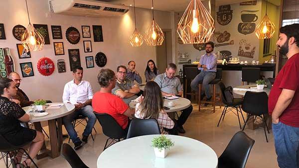 Semana dos núcleos da Acibalc 1 - Semana dos núcleos da Acibalc contará com palestras, talk show e workshop