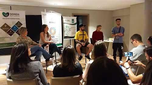 Semana dos núcleos da Acibalc 2 - Semana dos núcleos da Acibalc contará com palestras, talk show e workshop