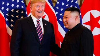 Trump e Kim Jong Un 390x220 - Trump e Kim Jong Un querem retomar negociações para desnuclearização