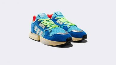 Photo of adidas Originals apresenta ZX Torsion