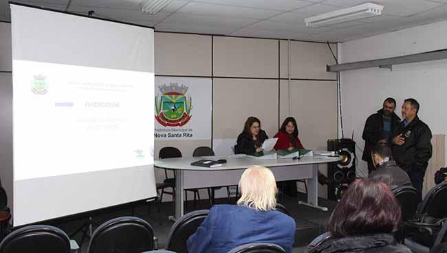 agricultura 2 - Reunião sobre desenvolvimento rural em Nova Santa Rita