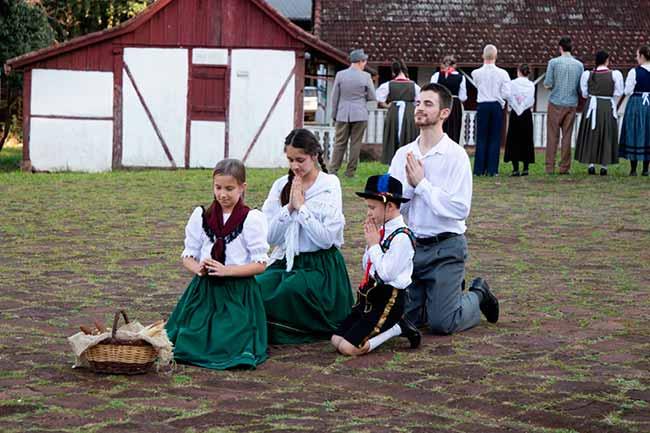 alemlaje - Centro de Cultura Alemã de Lajeado apresenta espetáculo neste domingo
