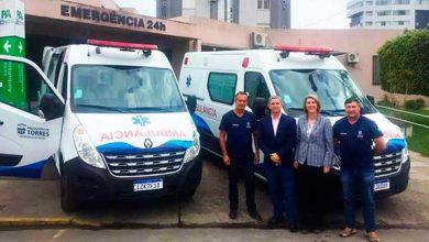 ambulâncias para o atendimento em Torres 2 390x220 - Prefeitura entrega novas ambulâncias para o atendimento em Torres