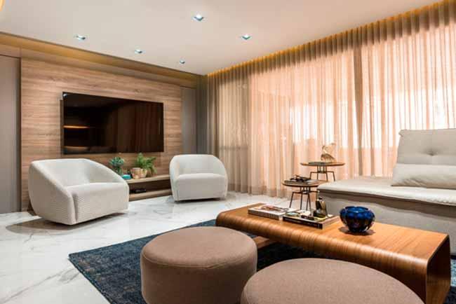 ap1 - Conceito de apartamento com ares de casa