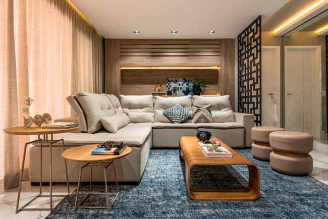 ap3 - Conceito de apartamento com ares de casa