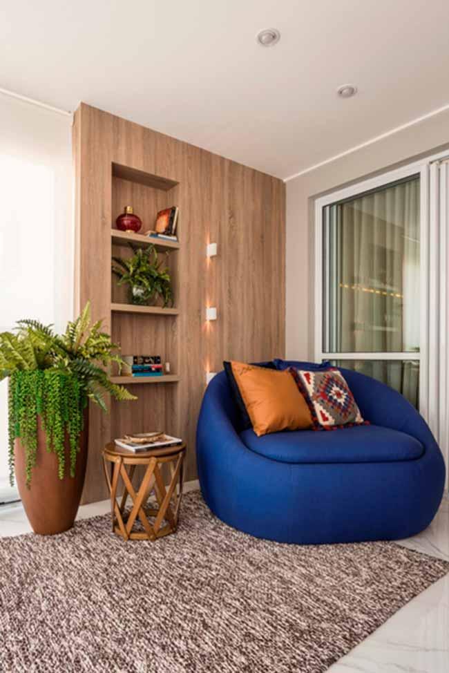 ap5 - Conceito de apartamento com ares de casa