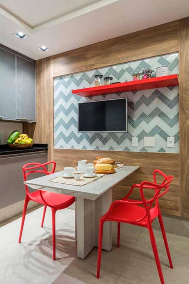 ap6 - Conceito de apartamento com ares de casa