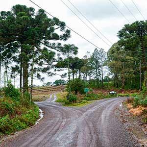 asfaltamento entre Loreto e São Cristóvão 4 - Prefeito Daniel Guerra anuncia asfaltamento entre Loreto e São Cristóvão
