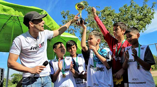 bairroaçaopoa - Porto Alegre: atividades esportivas gratuitas no Jardim Itu