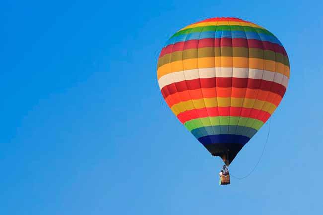 baloni - Bento Gonçalves terá Festival de Balonismo em setembro