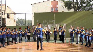 banda esteio 390x220 - Banda Municipal de Esteio participará de campeonato em Viamão
