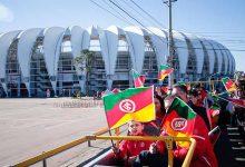 beira rio tour poa 220x150 - Futebol Tour neste domingo em Porto Alegre