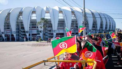 beira rio tour poa 390x220 - Futebol Tour neste domingo em Porto Alegre