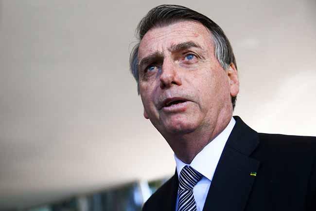 bolson - Bolsonaro afirma que governo não vai criar novos impostos
