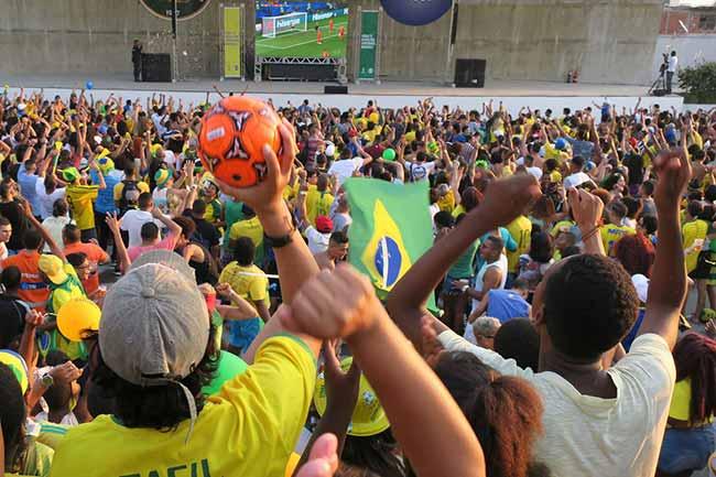brasiltorcida - Brasil quer sediar mundial de futebol sub-20 de 2021