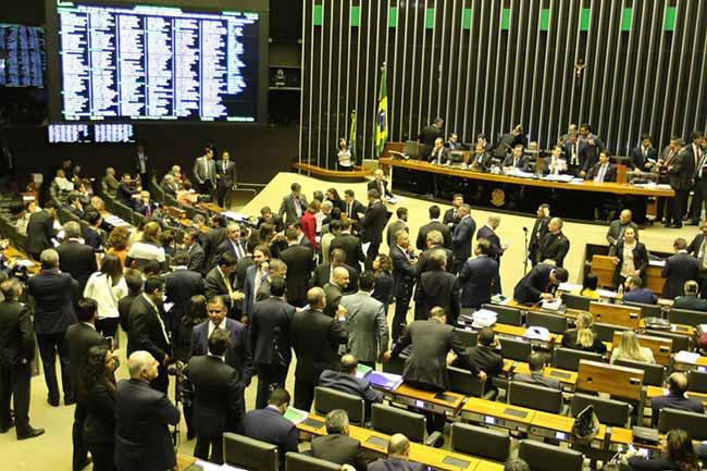camaradep - Deputados rejeitam destaques individuais à PEC da reforma da Previdência