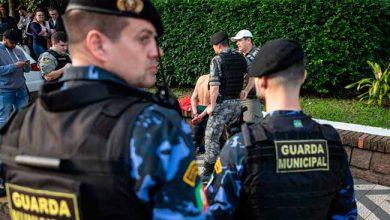canoas guarda 390x220 - Guarda Municipal de Canoas detém quatro com auxílio do videomonitoramento