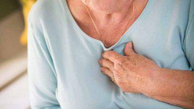 Photo of O coração da mulher corre perigo