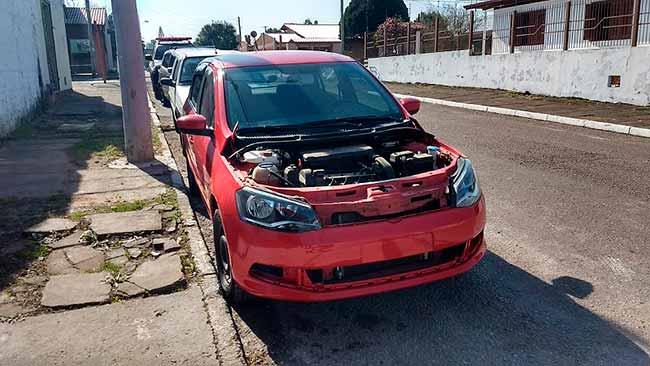 carpolcivil - Preso suspeito de golpes de veículos pela internet