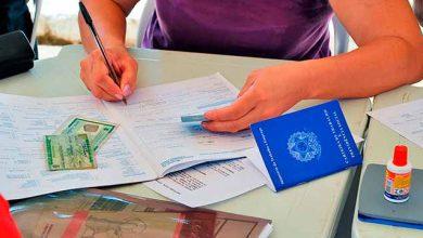 carte ibge 390x220 - Taxa de desemprego no Brasil cai para 11,8% em julho
