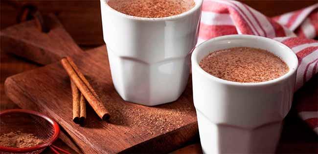 chocque - Chocolate quente cremoso