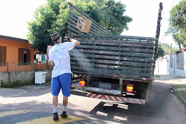 coleta seletiva esteio - Esteio leva coleta seletiva aos bairros Planalto, Primavera e Três Marias