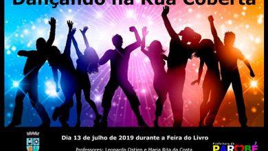 Photo of Parobé realiza 5ª Edição do Dançando na Rua Coberta neste sábado