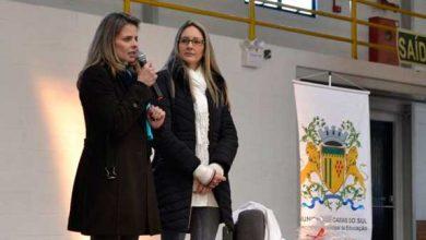 Photo of Professores da rede municipal participam de formação em Caxias do Sul