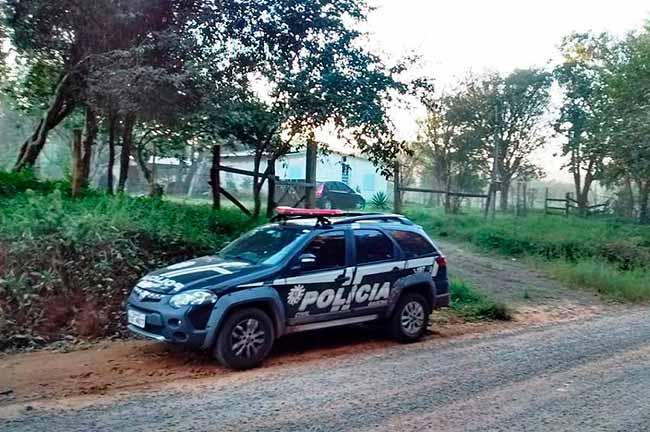 desmanche de veículos em Gravataí - Polícia Civil desarticula desmanche de veículos em Gravataí