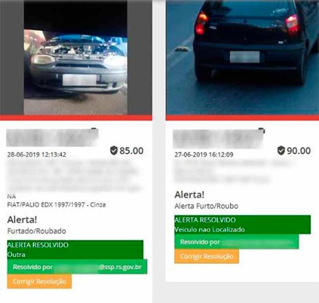 detetive cidadao1 - Porto Alegre: app já auxiliou na recuperação de seis carros