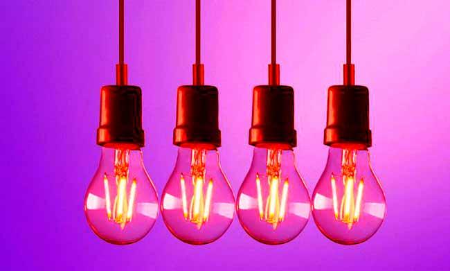 eletr - Energia elétrica com bandeira tarifária vermelha em agosto