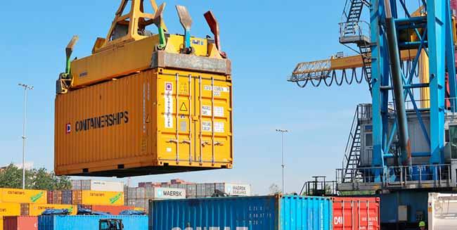 exportação - Exportações da indústria gaúcha caem no primeiro semestre