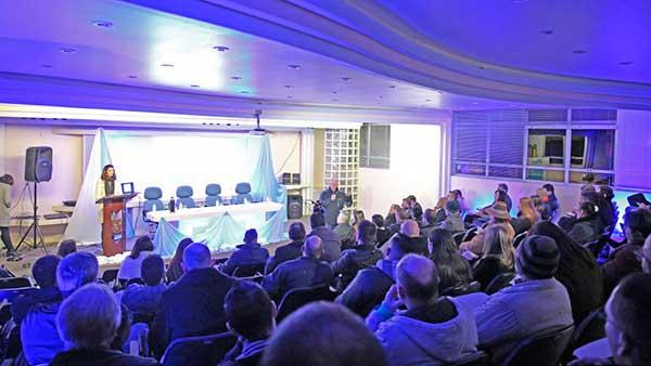 farroupilha 2040 industria caiani - Farroupilha 2020-2040: frio não atrapalhou o debate sobre os desafios da indústria