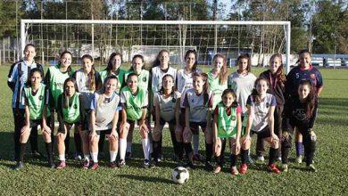 futebolfemparobe 390x220 - Futebol feminino é destaque em Parobé