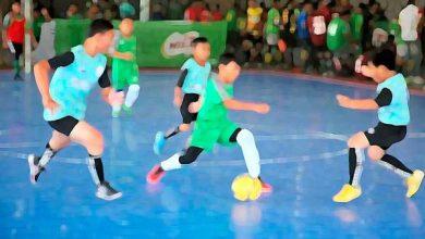futsal vale do sinos 390x220 - Parobé: Projeto Escolinha de Futsal abre inscrições