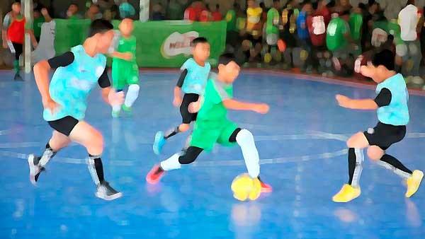 futsal vale do sinos - Parobé: Projeto Escolinha de Futsal abre inscrições