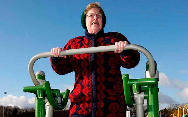 idosgin - A importância da massa muscular para a saúde do idoso