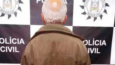idoso traficante de bagé 390x220 - Idoso e mais antigo traficante de Bagé é preso em flagrante