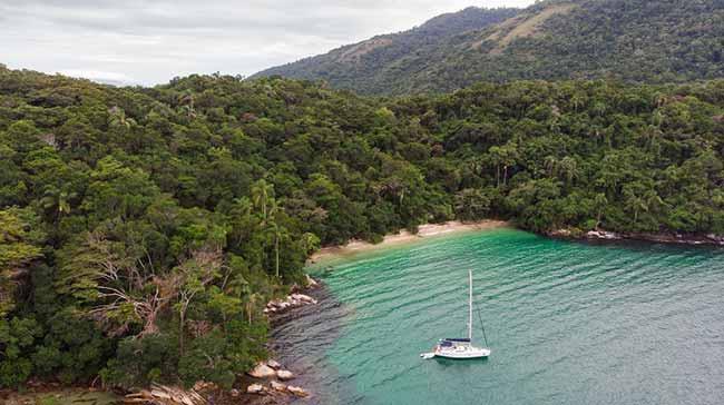 ilha grande - Paraty e Ilha Grande agora são patrimônios da humanidade pela Unesco