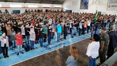 Photo of Junta de Serviço Militar de Gravataí realiza Juramento à Bandeira dia 26