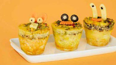 muffinomelete 390x220 - Receita divertida: Muffin Omelete