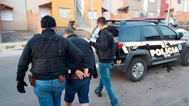 operação comando central - Vinte presos em operação da Polícia Civil em Porto Alegre e Cachoeirinha
