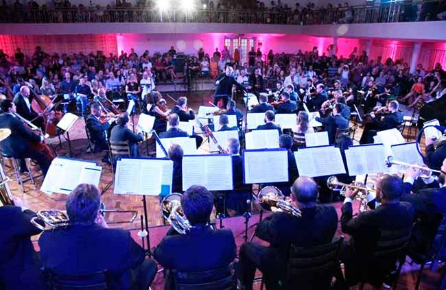 orquestra gramado - Orquestra Sinfônica de Gramado faz concerto na Várzea amanhã
