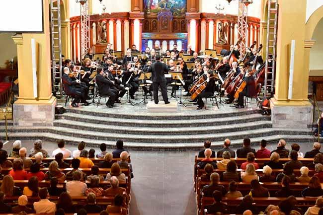 ospa 1 - Ospa apresenta concerto gratuito no Santuário Padre Reus